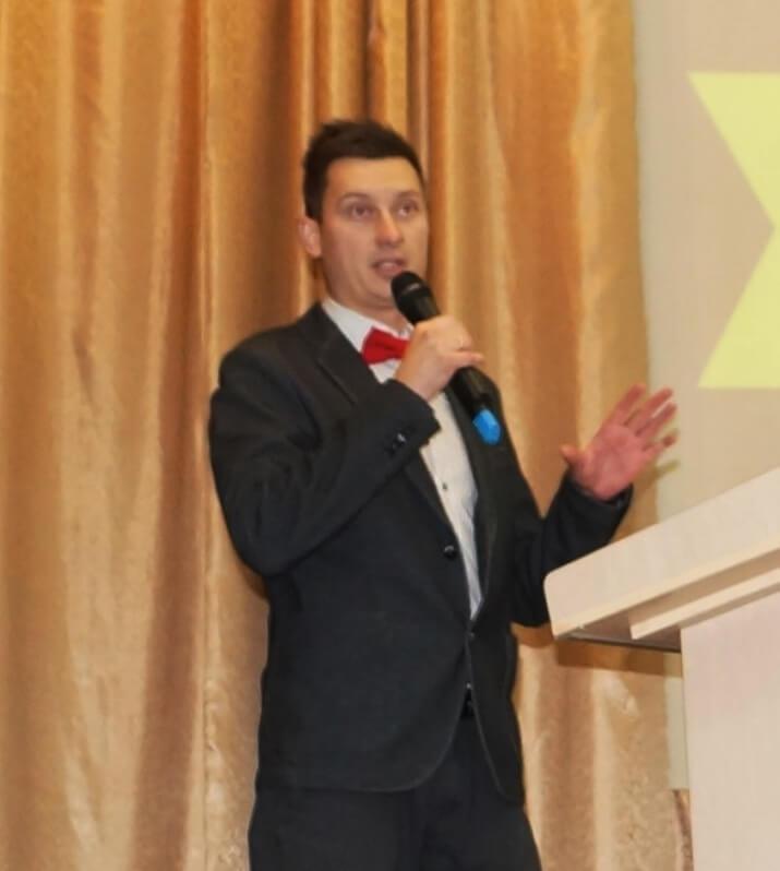Илья Леонтьев, «ОСК», профорганизация Группы ММК