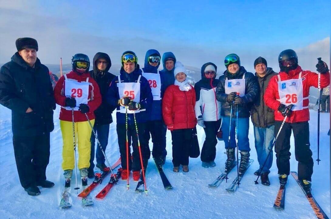 Зимняя спартакиада коллектива ММК-Метиз