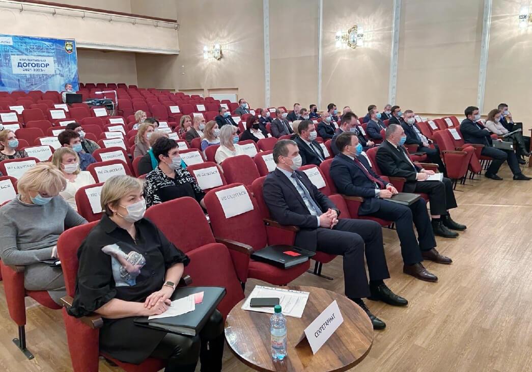 Конференция коллектива «ММК-МЕТИЗ» прошла с соблюдением всех требований эпидемиологической безопасности