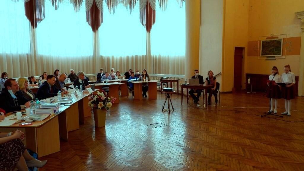 Научно исследовательская-конференция стала финалом проектной деятельности детей