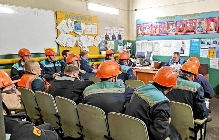 Отчетно-выборные собрания прошли в 57 профгруппах «ММК-МЕТИЗ»
